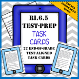 RI6.5 Test Prep Task Cards