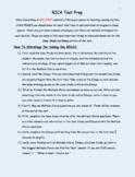 RICA Study Guide Test Prep