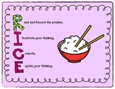 RICE for Math Problem Solving