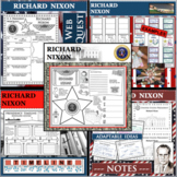 RICHARD NIXON U.S. PRESIDENT BUNDLE Differentiated Research Project Biography
