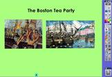 RIGOR Reading Invervention Level 1-Unit 2- The Boston Tea