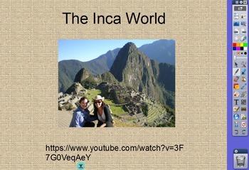 RIGOR Reading Invervention Level 2-Unit 1- The Inca World