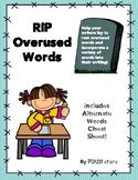 RIP Overused Words