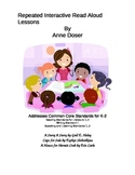RIRA Repeated Interactive Read Alouds Set 1