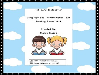 RIT Band Instruction: Differentiation ~ Literature & Informational Text(141-160)
