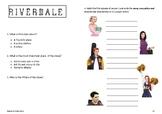 RIVERDALE worksheet basic pilot 1x01