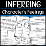 RL.1.4 Identify Words that Suggest the Character's Feelings