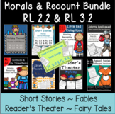 Morals & Lessons RL 2.2 RL 3.2  BUNDLE - 9 Products
