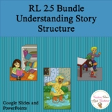 RL 2.5 Understanding Story Structure Bundle | Distance Learning