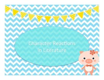 RL 2.3 Character Reactions