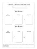 R.L. 2.9 Comparing 2 Versions of the Same Story