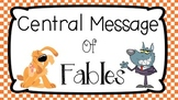 RL 3.2 PowerPoint: Central Message of Fables