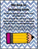 RL.3.2 Recounting Stories Mini Book! PERFECT for Independe