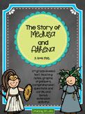 RL 3.2 The Story of Medusa and Athena Myth
