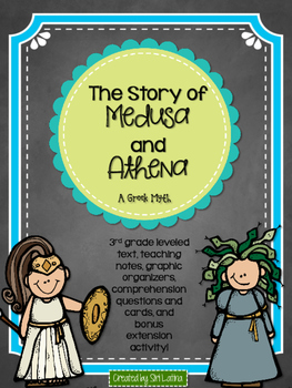mythology common core questions for third grade