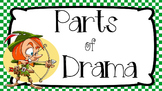 RL 3.5 & 4.5 PowerPoint: Parts of a Drama