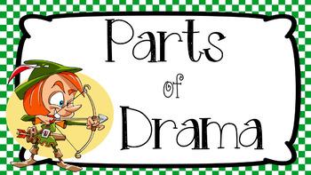 RL 3.5 Poetry, Drama, and Stories Bundle