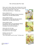 Gr1 The Tortoise and the Hare RL.3.7, RL.3.9 Common Assessment