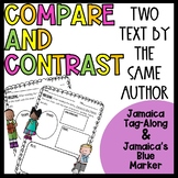Compare and Contrast Story Elements With Stories Written by Same Author RL 3.9