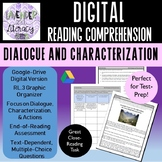 Digital Reading Comprehension (Distance Learning)