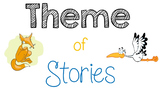 RL 4.2 & 5.2 PowerPoint: Theme of Stories