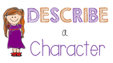 RL 4.3 PowerPoint: Describe a Character by Referring to the Text