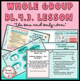 Characters,Setting,& Events Literature Story Elements- RL.