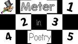 RL 4.5 PowerPoint: Meter in Poetry
