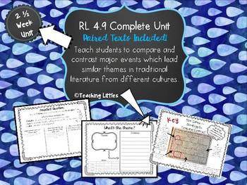RL 4.9 Instructional Unit, Formative, and Supplemental Resource Bundle
