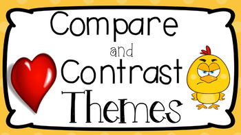 RL 4.9 Compare and Contrast Bundle
