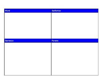 Digital Graphic Organizer for RL.5.1