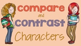 RL 5.3 PowerPoint: Compare and Contrast Characters