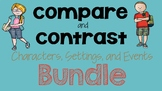 RL 5.3 Compare and Contrast PowerPoint Bundle