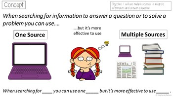 RI 5.7 & 5.9 PowerPoint: Integrate Multiple Sources