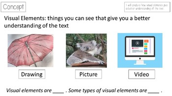 RL 5.7 PowerPoint: Visual Elements and Meaning