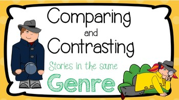 RL 5.9 PowerPoint: Compare and Contrast Stories in the Same Genre