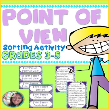 Determining Point of View Sorting Activity RL 5.6