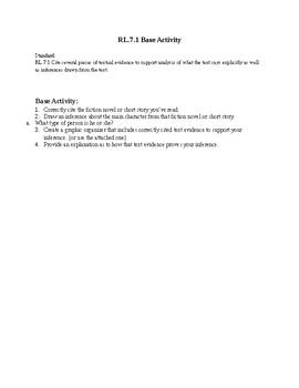 RL.7.1 Base Activity