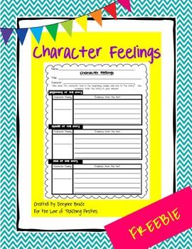RL1.3 Character Feeling Freebie