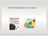 RL1.5-Informational vs Story