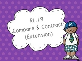RL.1.9 - Compare and Contrast (Extension)