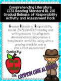 RL2.10 Comprehending Literature Gradual Release Activities & Assessment Pack