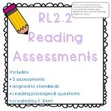 Fable & Folktale Assessments - RL2.2