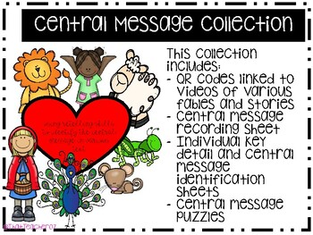 RL2- Central Message Puzzles