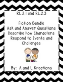 RL.2.1 Ask and Answer Questions Using Story Elements