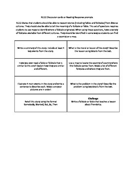 RL2.2 Question Cards
