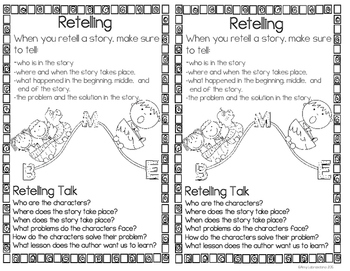 Retelling with Central Message RL.2.2