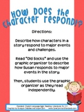 RL.2.3 Second Grade Common Core Worksheets, Activity, and Poster