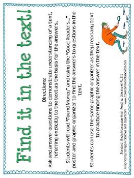 RL31 Third Grade Common C by Have Fun Teaching  Teachers Pay