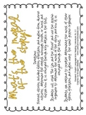 RL.3.2 Third Grade Common Core Worksheets, Activity, and Poster
